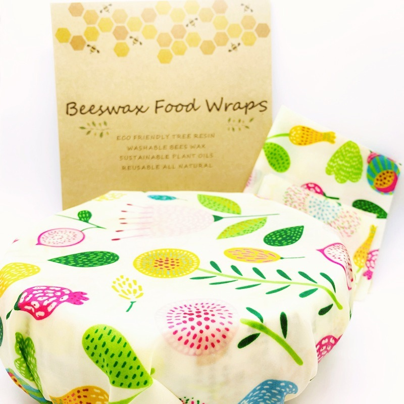Beeswax Wrap - Emballage alimentaire écologique