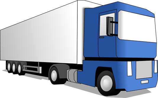 camion particules fines