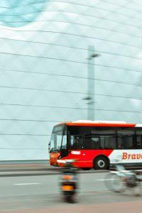 alternatives à la voiture bus