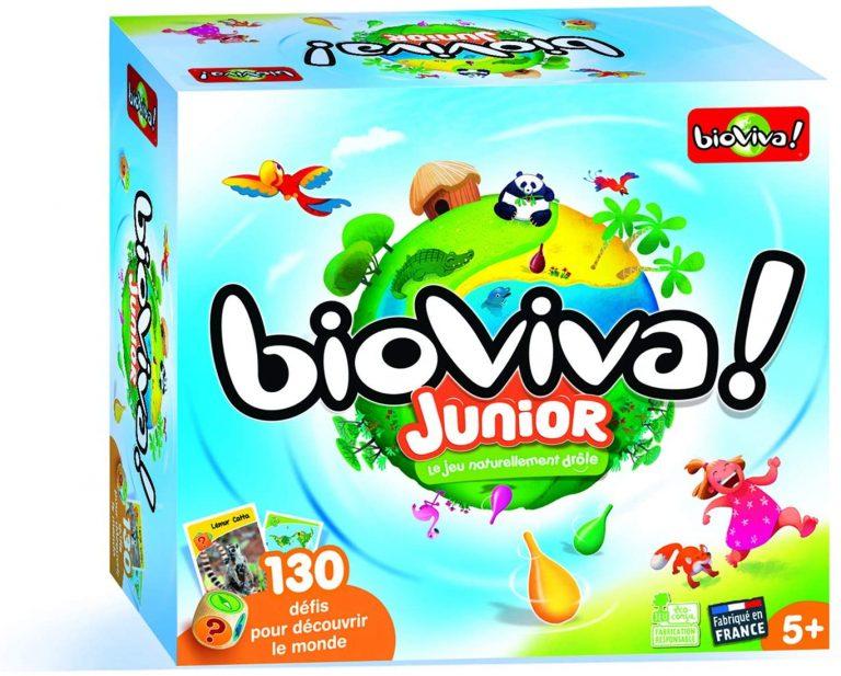 Bioviva junior jeu de société écologie