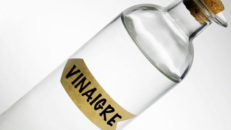 Le vinaigre blanc, recettes zéro déchet. djewog durable
